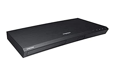 Samsung UBD-M9000/XU 4K Blu Ray Smart Hub Disc/DVD Player with Ethernet and Wi-Fi - Black
