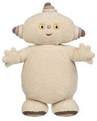 "In The Night Garden 12"" Talking Musical Makka Pakka de HASBRO"