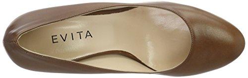 Evita Shoes Bianca, Escarpins femme Braun (Cognac 26)