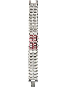 St. Leonhard Futuristische LED-Armbanduhr