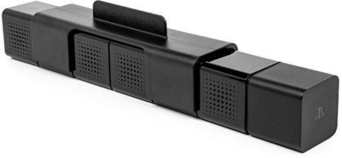 Sichtschutz für Original Playstation 4Kamera durch Schaumige Lizard PS4Kamera Schutz kaschieren Kamera Objektivschutz für ältere PS4Konsole Kamera Sensor (Nicht Kompatibel mit Rund Kamera)