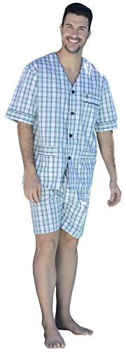 El Búho Nocturno - Pijama Caballero | Pijama Hombre