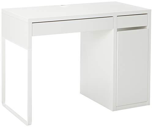 IKEA MICKE - Escritorio, color blanco: Amazon.es: Hogar
