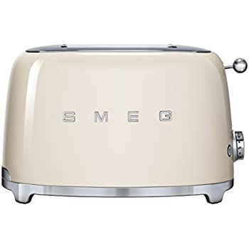 smeg tsf01creu toaster 2 scheiben creme. Black Bedroom Furniture Sets. Home Design Ideas