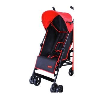 Fisher-Price from 6 Months Pushchair - Black & Red.