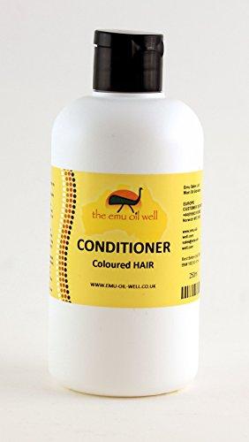 Emu-Öl Shampoo (Klimaanlage coloriertes Haar 250ml mit Emu-Öl)