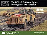 The Plastic Soldier Company Steyr Heavy Car