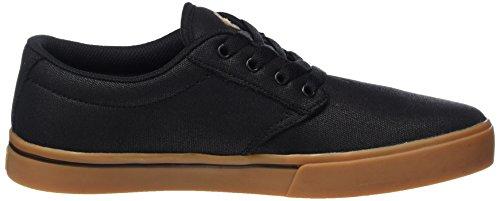 Etnies Jameson 2 Eco, Sneakers Basses Homme Noir (Dustybrown)