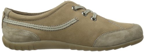 Marc Shoes Cora, Derby femme Gris - Grau (taupe-grey 844)