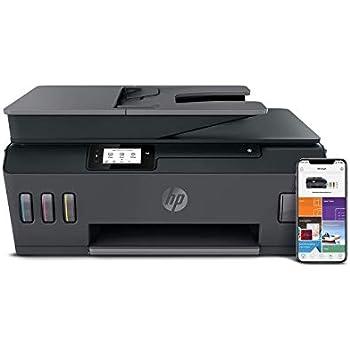 HP Smart Tank Plus 570 - Impresora multifunción (imprime, copia y escanea desde el móvil), conectividad Wi-Fi, incluye hasta 3 años de tinta, negro
