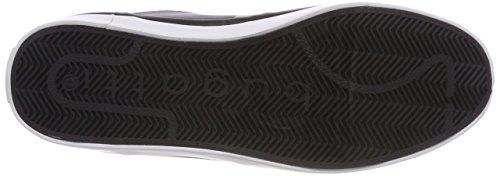 Bugatti Herren 341500025900 Sneaker Blau (Dark Blue)