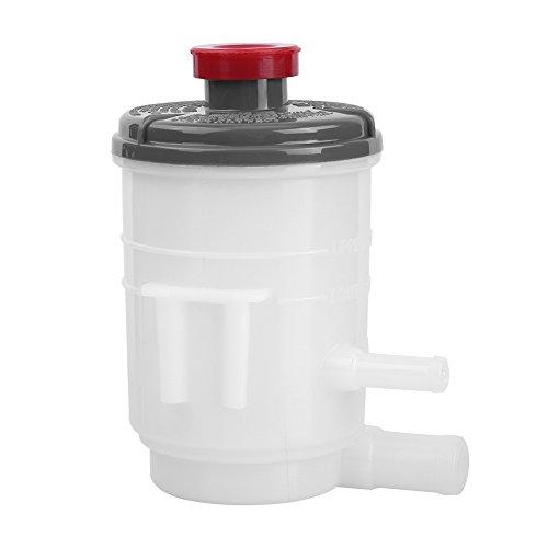 Preisvergleich Produktbild qiilu Servolenkung Pumpe Fluid Reservoir Öl Tank Flasche