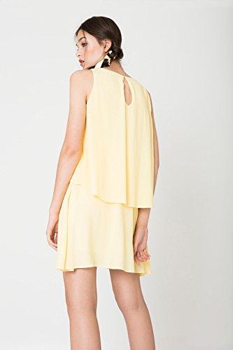 KLING - Robe - Femme citronier