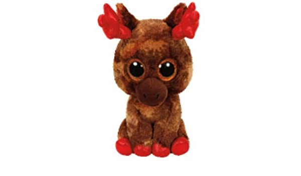 603f3338333 TY BEANIE BOO MAPLE MOOSE CANADA EXCLUSIVE  Amazon.co.uk  Toys   Games