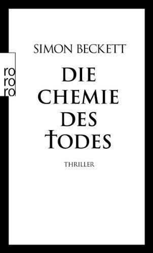 Buchseite und Rezensionen zu 'Die Chemie des Todes' von Simon Beckett