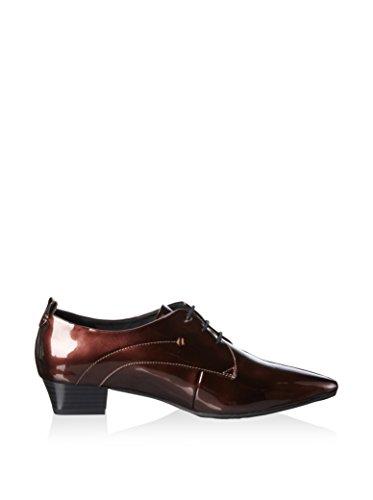 GERRY WEBER  G53102-MI52-461, Chaussures de ville à lacets pour femme Expresso