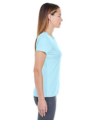 UltraClub Damen T-Shirt Ice Blue