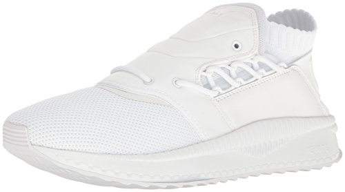 c169cc50a8ed2 Puma Men's Tsugi Shinsei Sneaker, White White, 10 UK