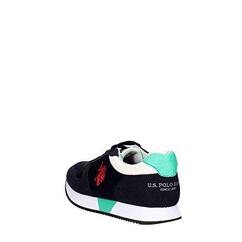U.S. Polo Assn. NOBIL4090S7/NH1 Sneakers Homme Bleu
