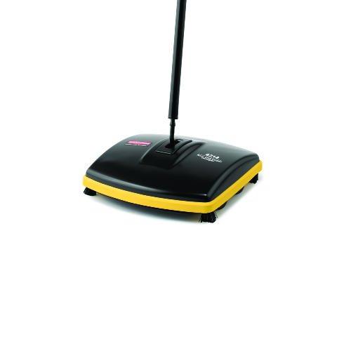 Floor & Carpet Sweeper, Plastic Bristles, 44