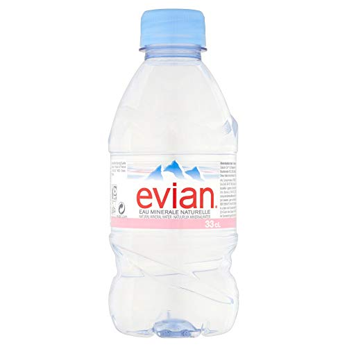 Evian Evian Nat Spring Wtr 6Pk (Pack Of 24) by Evian