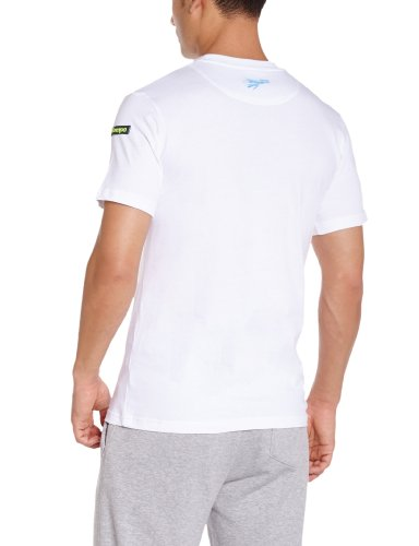 Kempa-Kempa Herren T-Shirt Speed weiß - weiß