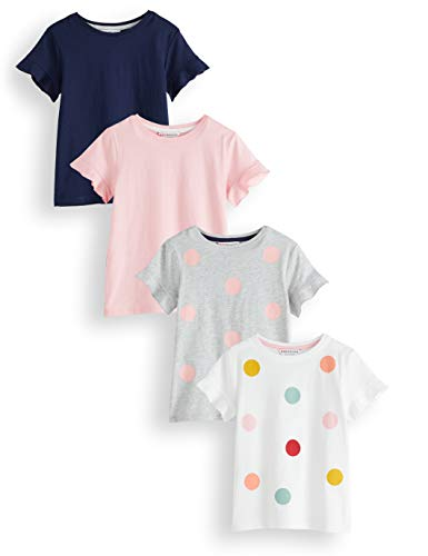 T-shirts & Polos GroßZüGig Petit Bateau Langarmshirt Größe 122 Moderater Preis