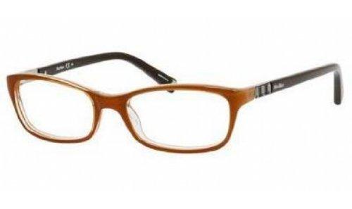 max-mara-monture-de-lunettes-femme-honey-brown