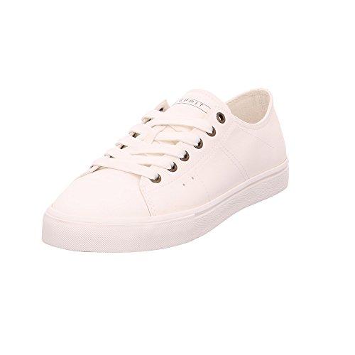 ESPRIT Damen Sneaker Sonet Lace up White 028EK1W021/E100 weiß 422763