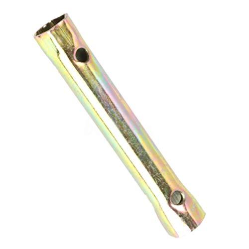Banbie8409 Chiave per Chiave Auto Professionale per Chiave per Candele 13cm 16 / 18mm-Oro