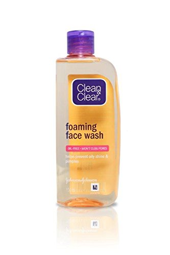 Image result for clean and clear facial wash