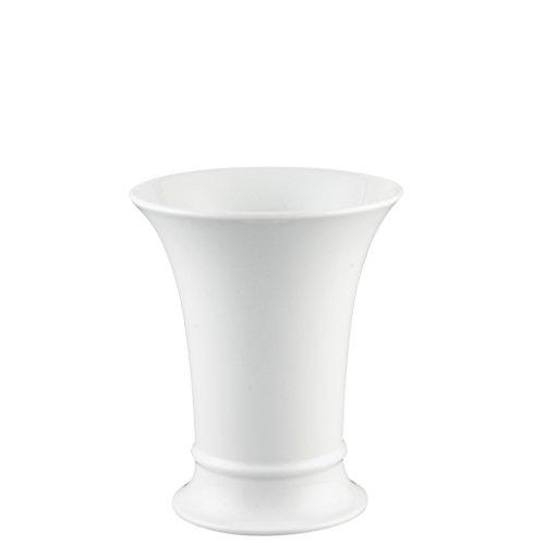 Rosenthal Hutschenreuther Basic-Vasen Vase 20 cm Weiss