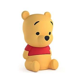 Philips Disney LED Nachtlicht Winnie Puuh mit USB Anschluss, gelb