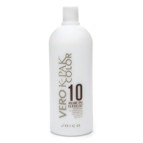 32 Oz Creme (Joico Vero K-Pak Color Volume Veroxide Creme Developer, (3%) 10-32 fl oz (950 ml) by N/A by N/A)