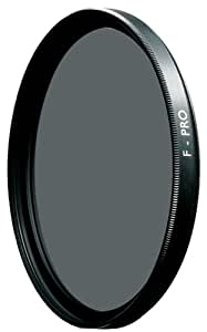 B+W 106 Filtre gris 64x neutre Porte-filtre F-PRO 40,5 mm