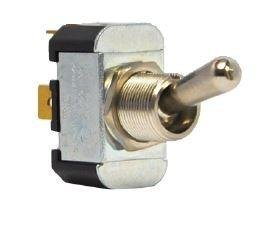 Toggle Switches SPDT (ON)-OFF-(ON) MOMENTARY TOGGLE (1 piece) by Carling