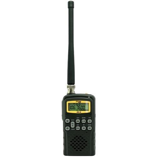 POLMAR RX-5 RICEVITORE/SCANNER 5 BANDE WFM/VHF/VLB/CB E BANDA AEREA