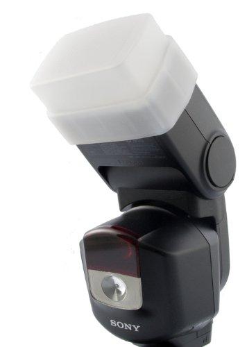 Blitzvorsatz / Bouncer für Sony HVL-F43M - Sony-hvl
