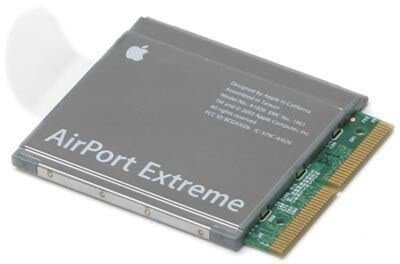 Wireless Airport Extreme card for Apple Early 2004 iBook A1054 G4 1Ghz 12