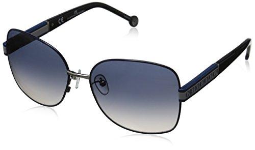 carolina-herrera-womens-she044-580e70-square-sunglasses-shiny-palladium-blue-gradient-blue-58-mm