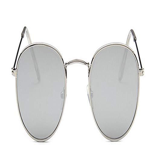 Sport-Sonnenbrillen, Vintage Sonnenbrillen, NEW Retro Round Sunglasses Women Sun Glasses For Women Alloy Mirror Sun Glasses Female Summer Style C7