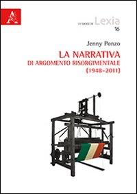 La narrativa di argomento risorgimentale (1948-2011): Sistemi di valori e ruoli tematici-Analisi semiotica dei personaggi