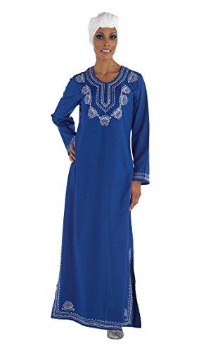 East Essence - Robe - Solid - Femme Bleu - Aqua Marine
