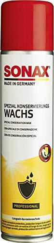 SONAX 04853000 Spezial-Konservierungswachs 400 ml