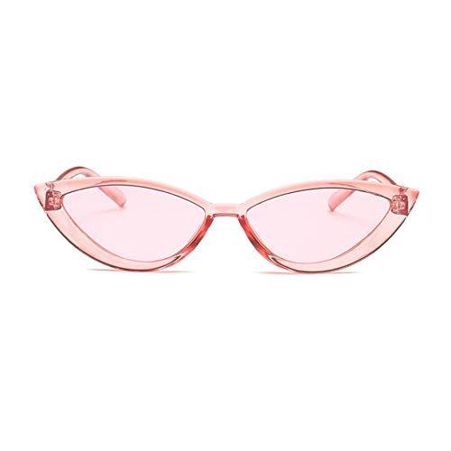8Eninine Uv400 Frauen männer Flache Sonnenbrille Rahmen Brille straße Casual Sonnenbrille rosa