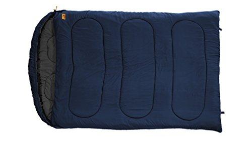 Easy Camp Moon Double Schlafsack, Blau, One Size Preisvergleich