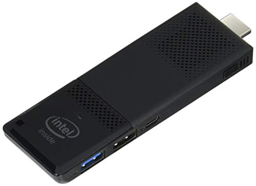 Intel Compute Stick 1AW32SC - Mini PC (Intel Atom x5-Z8300, 2 GB RAM, 32 GB eMMC (ampliables hasta 128 GB MicroSD), Windows 10 Home)