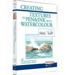 creating-texture-in-pen-and-ink-with-watercolour-dvd