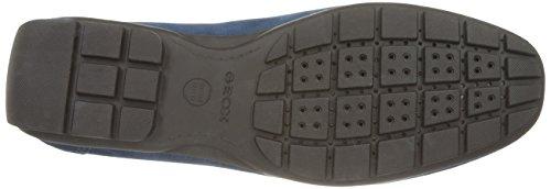 Geox U Monet W 2fit D, Mocassini Uomo Blau (OCEANC4006)