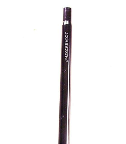 ZOOM X-LONG 350mm x 27.2mm BLACK ALLOY SEATPOST, BMX, MTB, ETC